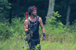 These Filmmakers Create The Ultimate Bachelor Party: Rambo Day.