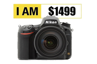 Deal of the Day:  Get 35% Off A New Nikon D750 DSLR