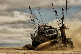 Incredible BTS Video on How They Created the Film 'Mad Max: Fury Road'