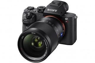 Just Announced - The Sony Alpha a7RII