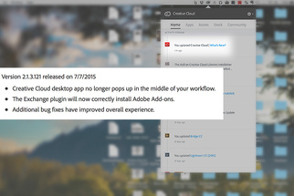Adobe Finally Updates Creative Cloud Desktop Client to Solve Infuriating Pop-Up Issue