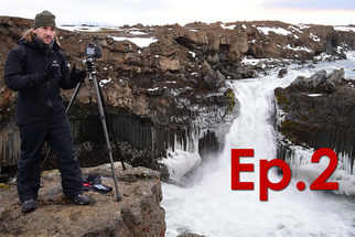 Photographing The World BTS ep 2, Fstoppers Continues Filming In Iceland