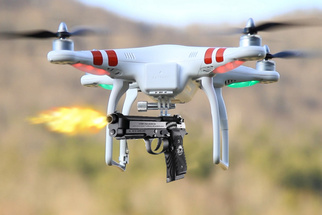Will the Government Ban These Drones Equipped with Guns?