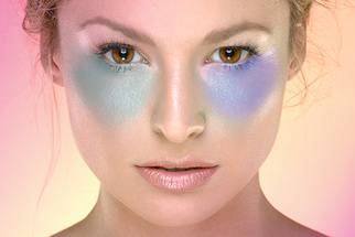 3 Ways of Changing Makeup Color in Photoshop
