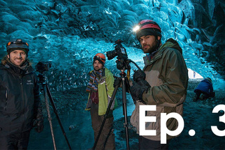 Photographing The World BTS ep 3: The Glacier Ice Cave