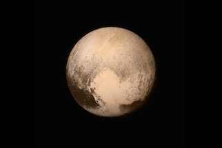 NASA's Stunning New Images of Pluto After a 3 Billion Mile Journey - Updated