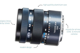 Trioplan 100mm F2.8 A New Take On A Classic Lens For Those Who Love Bokeh