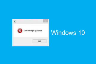 Day 2 With Windows 10, One Strange Glitch After Another