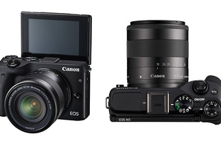 Canon Announces Third-Generation EOS M3 for The US Market, Available for Pre-Order