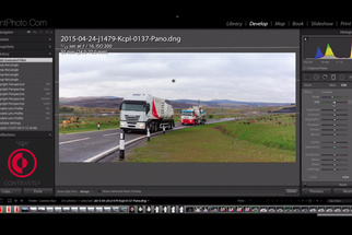 A Tutorial on How to Create RAW Panoramaic Images in Lightroom