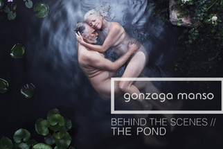 See How Gonzaga Manso Created an In-Studio Pond For This Beautiful Broncolor Concept Shoot