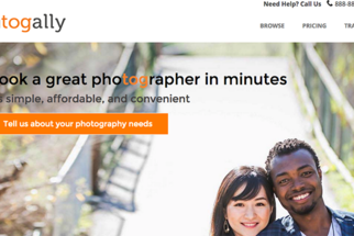 Togally Leverages The Online Dating Business Model To Connect Photographers With Clients