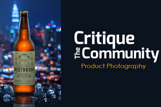 Critique the Community: Submit Your Product Photographs Now