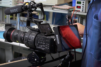 The Making of an Industrial Promotional Video with Timelapses, Sliders, and Crafty Editing