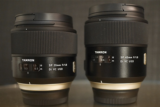 Tamron Announces Lenses That Break Them into the Prime Game