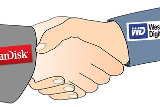 Western Digital Acquires SanDisk for $19 Billion