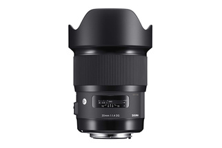 Sigma Announces a New Addition to Their 'Art' Line, the World's Widest f/1.4 Lens