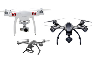 Black Friday Drone Deals - YUNEEC, BLADE and DJI