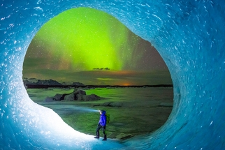 SmugMug Film Follows Adventure Photographer Tim Kemple Capturing Ice Climbers in Iceland