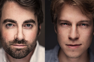 How to Photograph a Headshot With Clam Shell Lighting