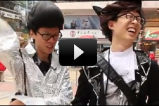 [Video] Kai Man Wong & Eric Kim Dress Up for Some Street Action