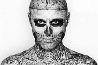 [Video] Zombie Boy Rick Genest Stars in Sick Dermablend Video