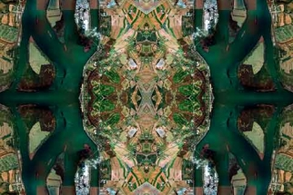 [Pics] Stunning Kaleidoscope-Inspired Aerial Images