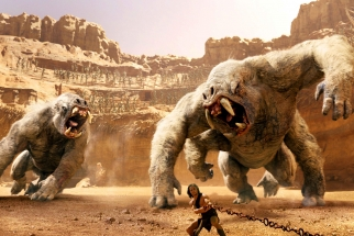 [BTSV] The Incredible Environments of Disney's John Carter