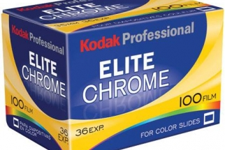 [News] Kodak to Discontinue All Slide Film