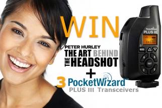 [Last Chance] Win Pocket Wizard Plus IIIs And The Art Behind The Headshot