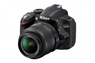[News] Nikon Announces the 24.2 Megapixel D3200