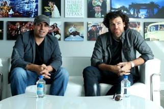 SLR Lounge Interviews Headshot Photographer Peter Hurley