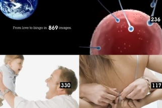 'From Love To Bingo in 873 Images' - A Beautiful Getty Images Commercial
