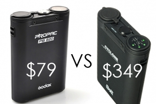 [Cheap Deal] Godox Battery Pack For Camera Flash