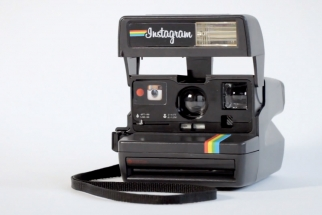 [Humor] Instagram Uses Facebook's 1 Billion Dollars To Make An Instant Camera