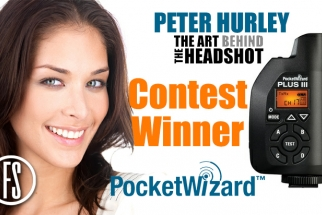 [Contest] This Fstoppers Reader Just Won Three New Pocketwizard Plus IIIs