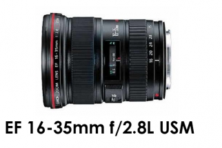 EF 16-35mm f/2.8L USM