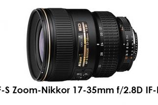 AF-S Zoom-Nikkor 17-35mm f/2.8 IF-ED