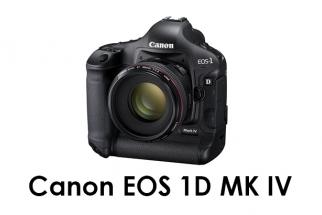 Canon EOS 1D MK IV
