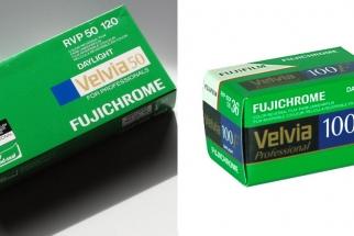 Fuji: Velvia No More