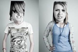 Fun Portraits of Portraits