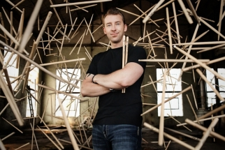 BTS: Mike Johnston For Vater Percussion