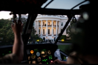 Through The Lens With White House Photographer Pete Souza