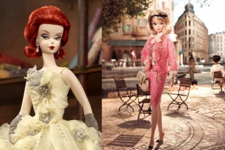 BTS Of Barbie's 2012 Fashion Collection Photos