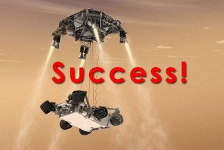 The New Mars Rover Has Landed Safely, Here Are The Details