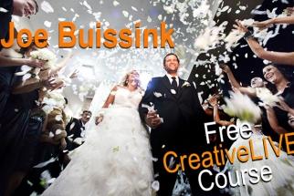 Free Photography Workshop With Celebrity Wedding Photographer Joe Buissink