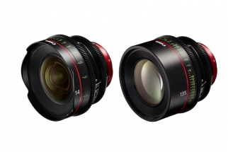 Canon Expands The Cinema EOS System with New EF Cinema Prime Lenses
