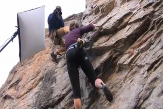 Shooting Rock Climbers With Studio Strobes