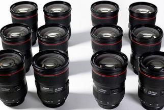 Informative Canon 24-70mm f/2.8 L II Sharpness Test