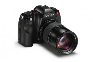 Leica's New Medium Format DSLR